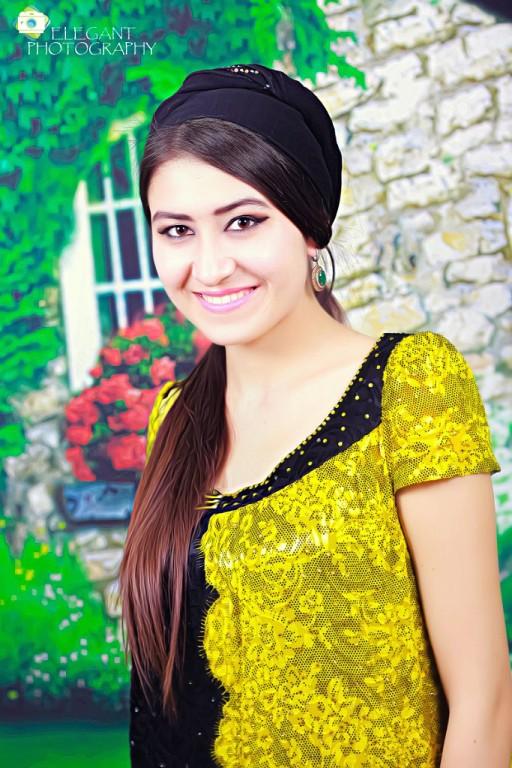 фото таджикских девчонок