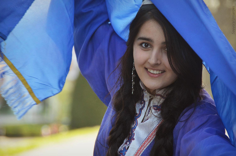 Фото красивых девушек таджикистана 4 фотография