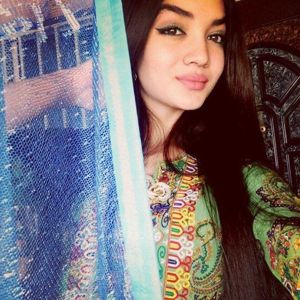 шлухи туркменские
