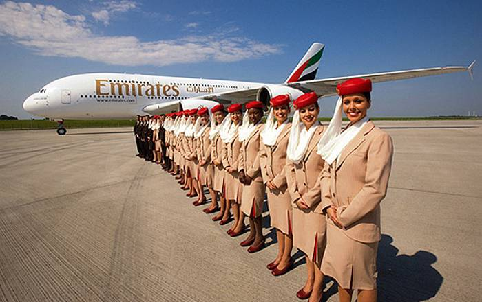 авиакомпании Emirates Airline