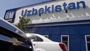 Продажи авто GM Uzbekistan в России за месяц выросли на 25%