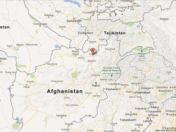 афганистан Кундузз