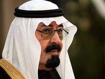 король сайдовской аравии