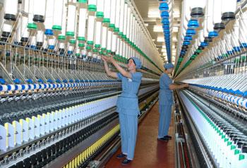 Узбекистан довёл объемы внутренней переработки хлопкового волокна до 50%
