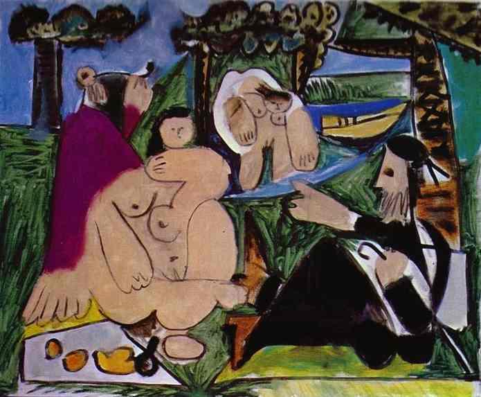 где родился пикассо: