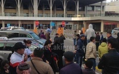 false bomb in airport