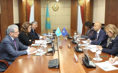 Developing partnership with NATO priority for Kazakhstan's foreign policy: Nazarbayeva