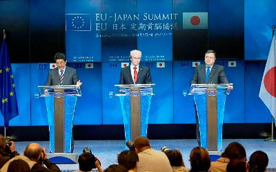 Japan and EU