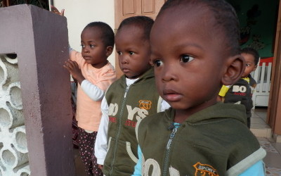 Madagascar twins
