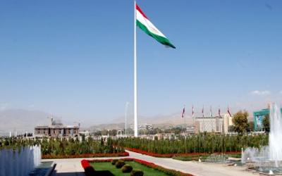 tajik flag