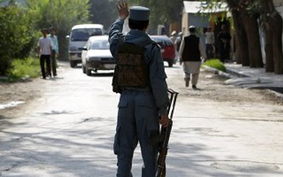 Kabul police