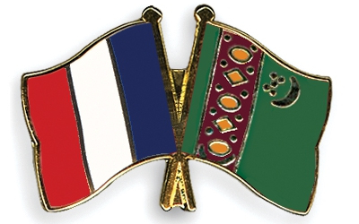 Turkmenistan-France