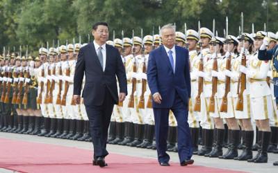 Xi and Karimov fresh