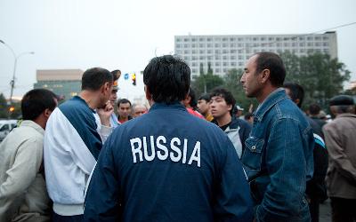 Uzbeks in Russia