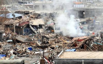 Yunnan quake