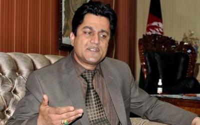 Wahid in Afghan