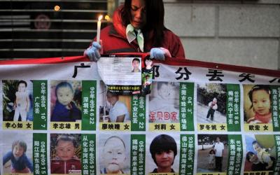 china baby trafficking