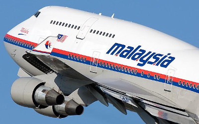 Malaysian aircraft