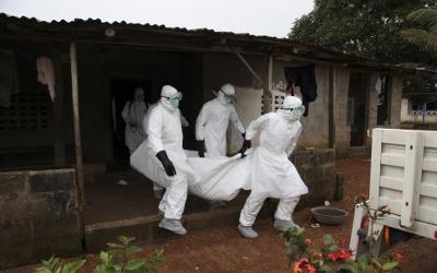 Ebola kills