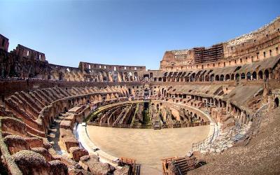 Interior-Colosseum