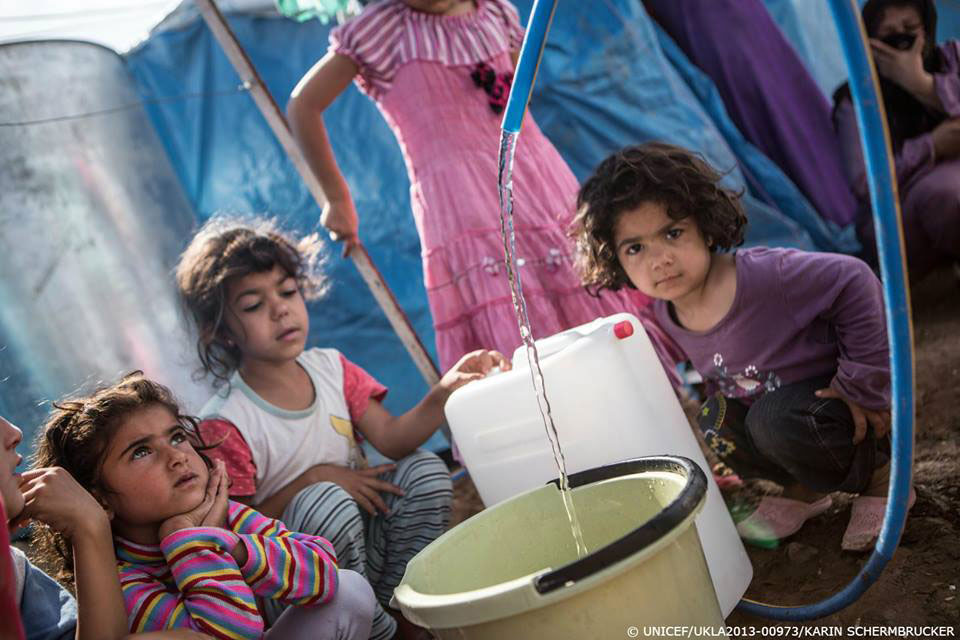Unicef launches record 2 2 billion aid appeal to help children in emergencies akipress news agency