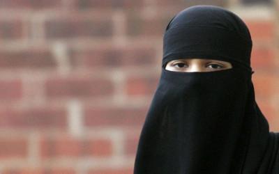 Islamic full-face veils
