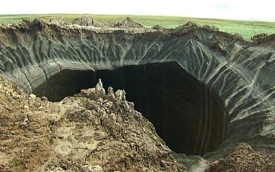 Syberia's crater