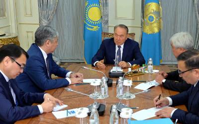 Kyrgyz-Kazakh relations must be a role model: Nazarbayev