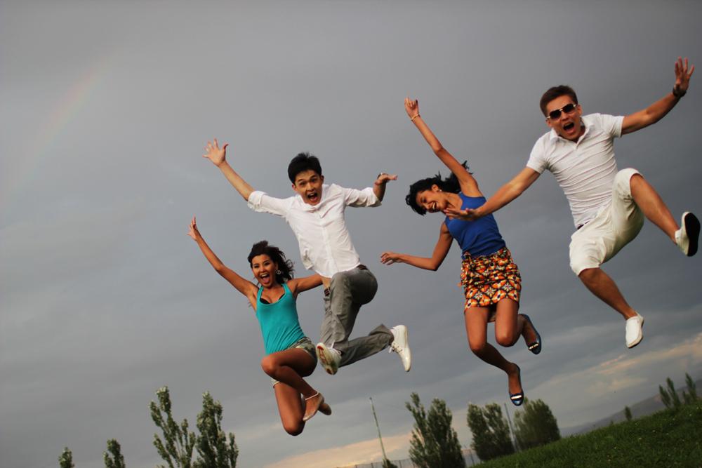 Скоро в кинотеатрах Бишкека премьера фильма «Бишкек, я люблю тебя ...