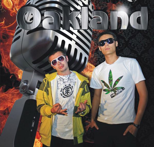 Группа «Oakland» обещает взорвать аудиторию своим новым синглом ...