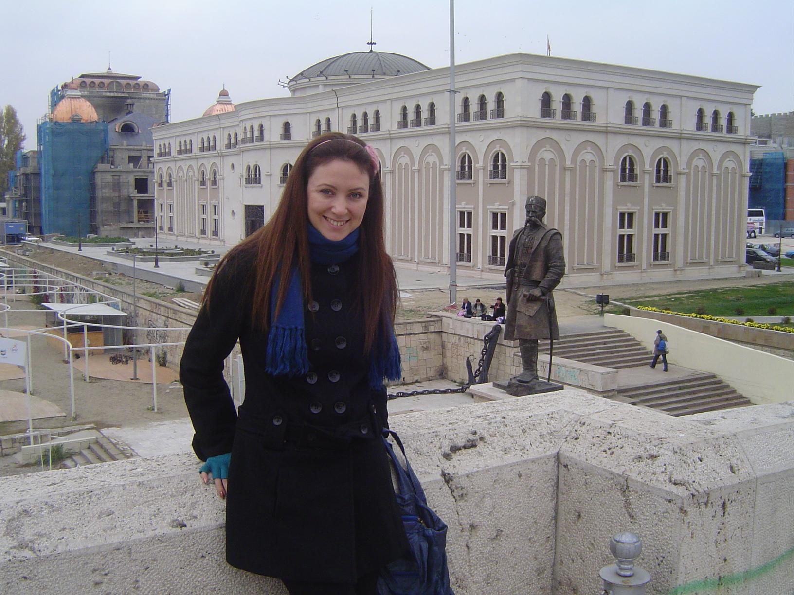 Красивые девушки в македонии