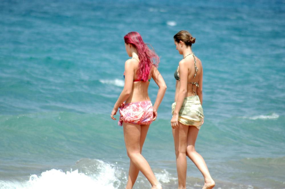 фот н пляж женсим