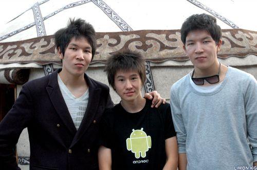 4 Город 312 в Бишкеке - группа Тумар KG
