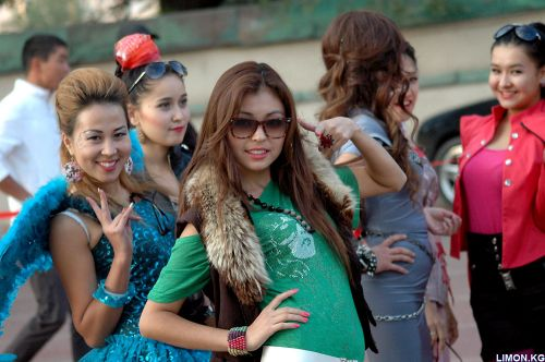 1 Город 312 в Бишкеке