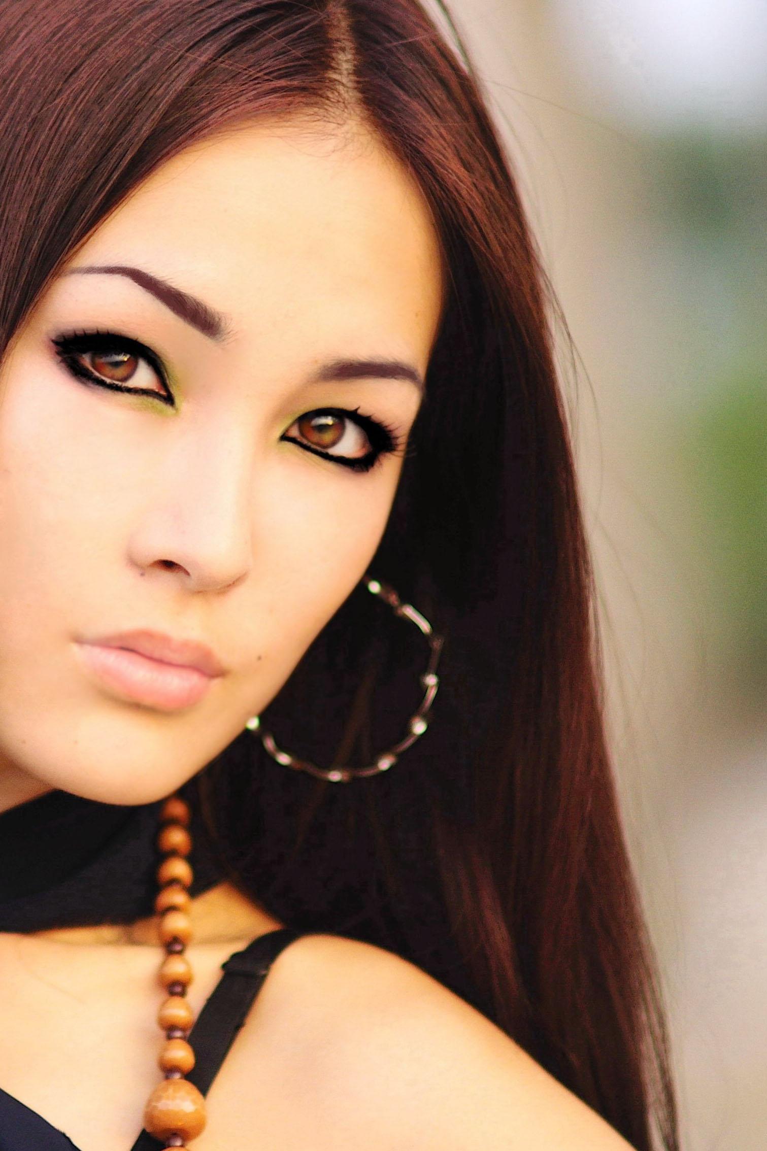 Фото девушек киргизок 4 фотография
