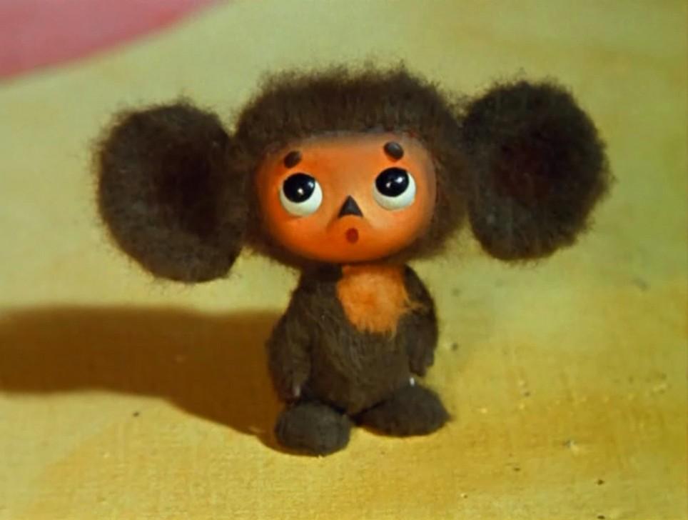 Чебура́шка — персонаж книги Эдуарда ...: www.limon.kg/news:26171