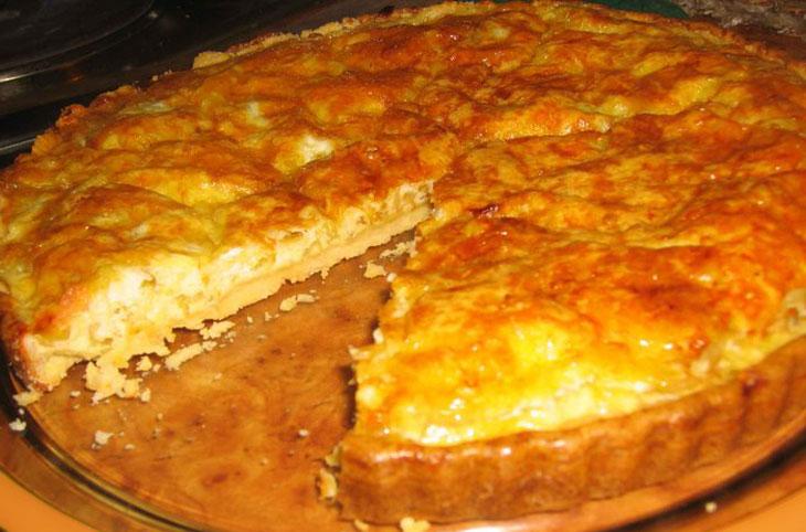 Сладкий пирог на скорую руку рецепты из простых продуктов 5