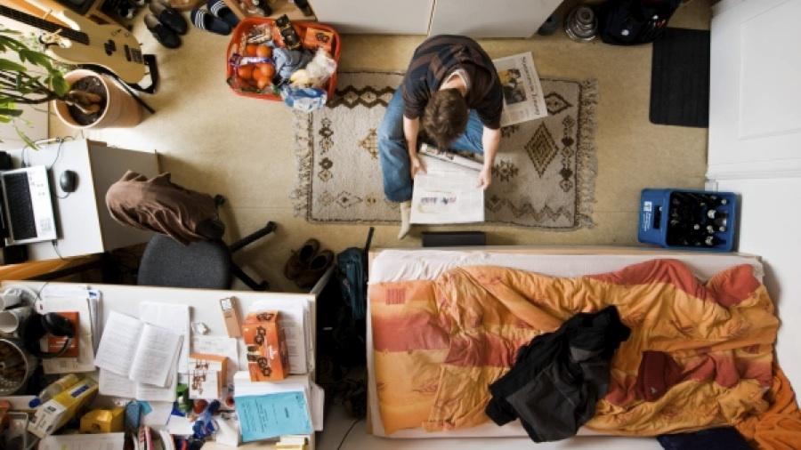 Студент на съемной квартире фото 93-111