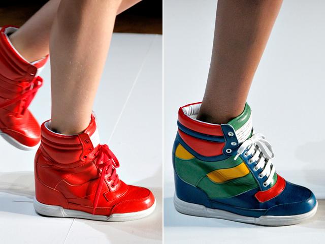 Кроссовки на каблуках оптом - Купить оптом кроссовки на