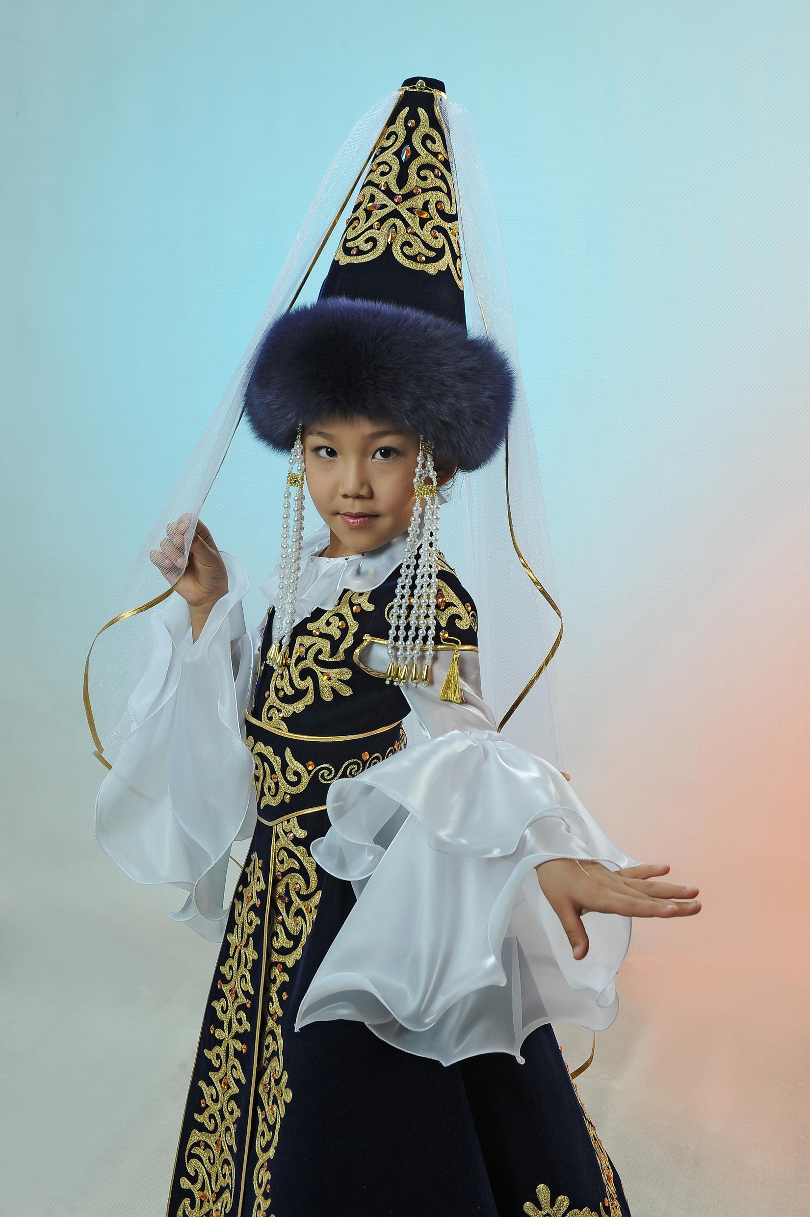 имена девочек казахские: