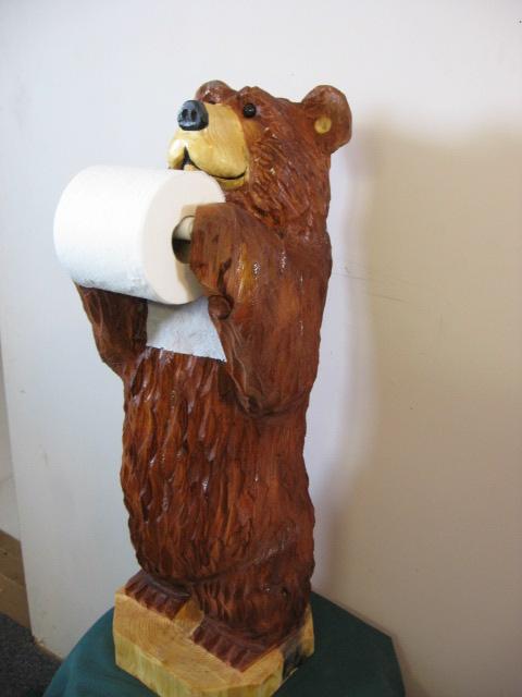 Бумагодержатели для туалетной бумаги своими руками