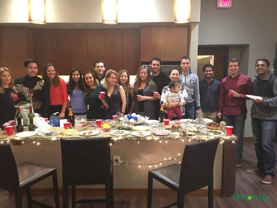 2. Празднование Старого Нового Года с Русским Клубом Уортона