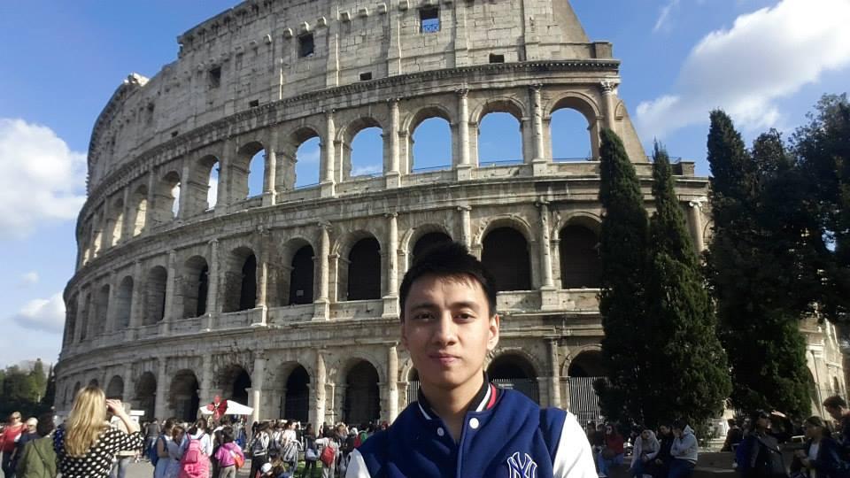 11 Рим - Италия
