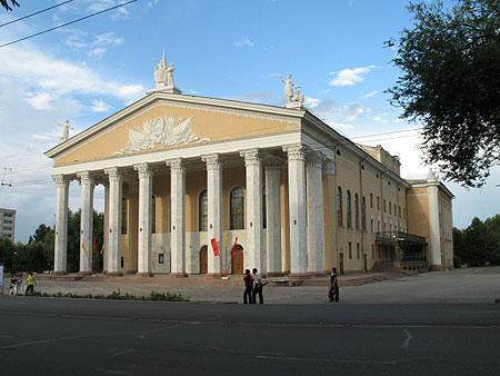 Фотографии Бишкека.