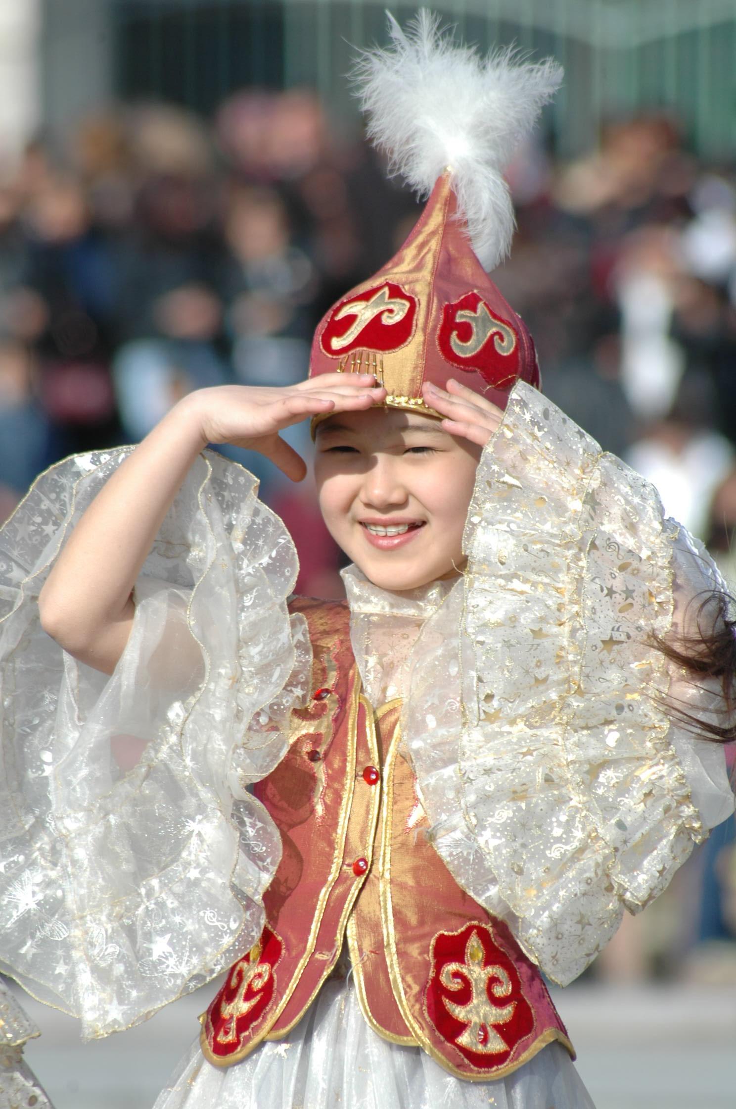 Фото кыргызских девушек 12 фотография