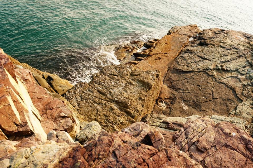 Остров Годжедо, Ю. Корея