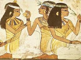 perfumistas egipcias