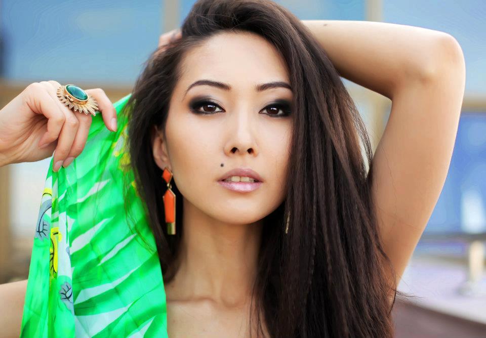 Самая красивые девушки кыргызстана