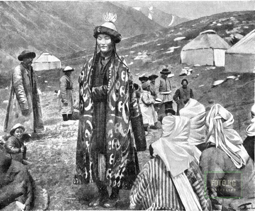 Фото кыргызкие молодые девушки