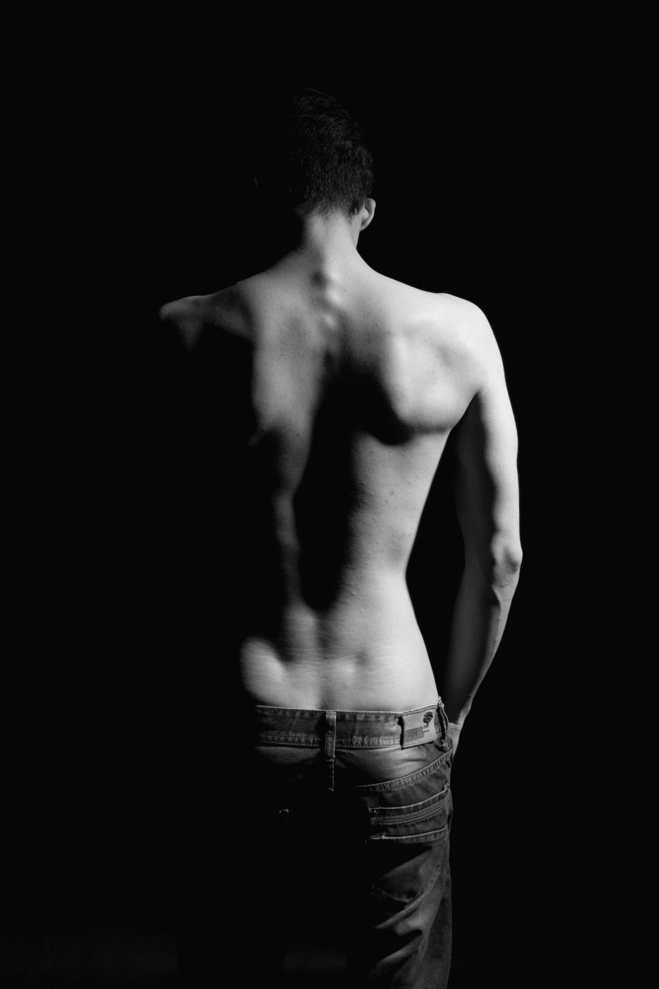 Фото обнажённое мужское тело 5 фотография